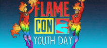 Flame Con YOUTH DAY Free For Teens