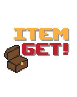 Item Get!