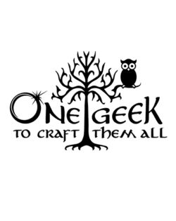 One Geek to Craft Them All