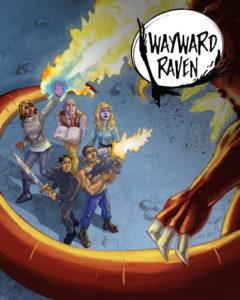 Wayward Raven