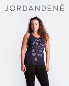 Jordandené