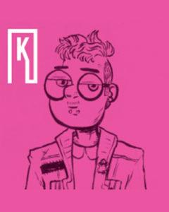 Kip Levine Illustration