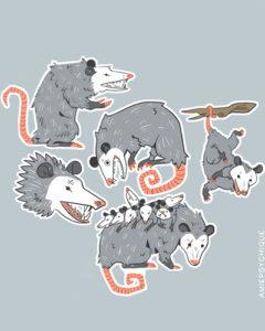 Kayla Kinoo Illustration