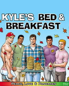 Greg Fox / Kyle's Bed & Breakfast