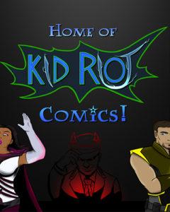 Kid Riot Comics