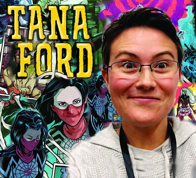 Tana Ford